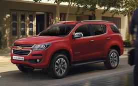 Giảm giá 100 triệu, Chevrolet Trailblazer có trở thành tân vương?