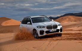 Đánh giá BMW X5 2019 sắp về Việt Nam: Vừa đủ theo cách xuất sắc