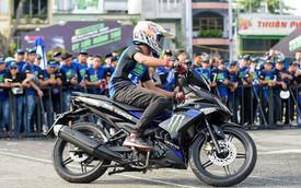 """Cực """"nóng"""" hè này: Yamaha tung ưu đãi lớn cho khách hàng mua Exciter, trúng xe PKL"""