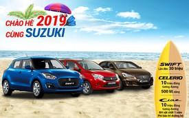 """Suzuki triển khai chương trình khuyến mãi """"chào hè 2019 cùng Suzuki"""""""