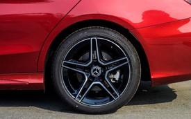 Làm gì khi lốp xe Mercedes-Benz bị thủng? – Kỳ I