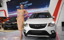 """""""Mãnh liệt tinh thần Việt Nam"""" tại Vietnam Motor Show 2019"""