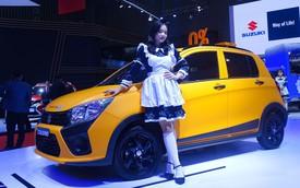 Ấn tượng Suzuki Celerio tại Vietnam Motor Show 2019