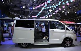 Ford Tourneo 2019 - MPV sở hữu những tính năng vượt trội