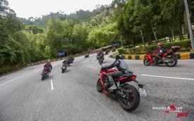 """Nhìn lại hành trình chinh phục """"Honda Asian Journey 2019"""""""