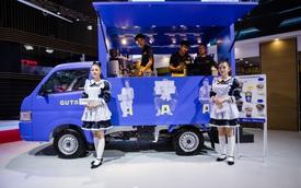 """Suzuki Super Carry Pro giá chỉ từ 299 triệu đồng - """"Shop di động"""" mới cho start-up Việt"""