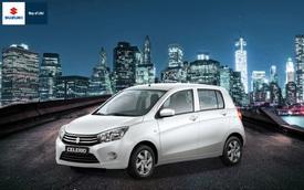 Suzuki Celerio - Xe Nhật giá chỉ từ 329 triệu đồng cho khách Việt thực dụng
