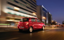 Ưu điểm thuyết phục khách hàng Việt của Suzuki Celerio