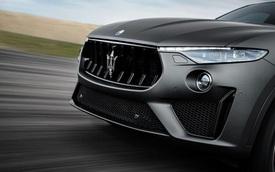 Levante Trofeo - SUV mạnh nhất Maserati ra mắt tại Hà Nội