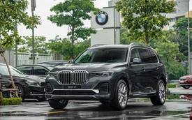 10 điểm cho thấy X7 là đỉnh cao công nghệ của BMW