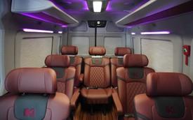 Noble Klasse Solati S11: Bản độ Limousine mang phong cách Hàn Quốc tại Việt Nam