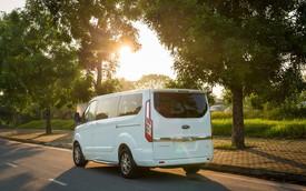 Ford Tourneo – Hai thập kỷ đồng hành cùng doanh nhân thành đạt