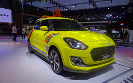 Suzuki đem bộ 4 xe hot tới Triển lãm ô tô Việt Nam 2019