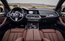 Những ưu điểm nổi bật trên BMW X5 thế hệ mới