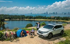 """Honda CR-V: Lái mạnh hơn, đi """"đã"""" hơn"""