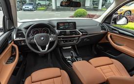Bóc tách công nghệ nổi trội trên BMW X3: Không thua kém đàn anh X5