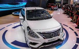 Nissan đưa dàn xe hùng hậu ứng dụng công nghệ Chuyển động thông minh tới Triển lãm ô tô Việt Nam 2019