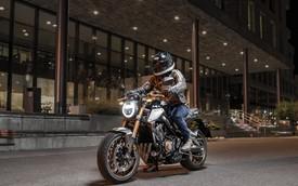 Honda CB650R mở bán tại Việt Nam, giá chính hãng 246 triệu đồng
