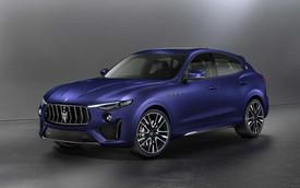 """Maserati mang Levante Trofeo Launch Edition và """"một vài bất ngờ"""" tới Geneva"""