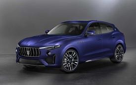 Lộ diện Maserati Levante phiên bản mới: Thấy thay đổi 'có như không'