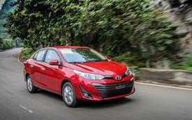 Mất ngôi vương, Toyota Việt Nam giảm giá hàng loạt xe lắp ráp