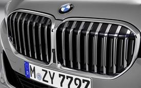 Nhiều fan chê tản nhiệt 7-Series quá to và đây là lời đáp trả của BMW