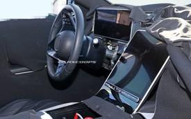 Mercedes-Benz S-Class thế hệ mới lộ thêm ảnh nội thất: Màn hình và đồng hồ to hơn cả iPad Pro 12.9