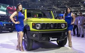 Nam tính là thế nhưng Suzuki Jimny không ngờ lại đắt khách nữ tại Đông Nam Á
