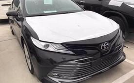 Toyota Camry 2019 nhập Thái đã về Việt Nam, chuẩn bị ra mắt với giá có thể tới 1,6 tỷ đồng