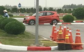 Honda Brio RS chạy thử ở Việt Nam, sẵn sàng cho ngày ra mắt, đấu Toyota Wigo