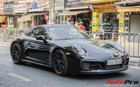 Đại gia Sài Gòn ra biển cho Porsche 911 Carrera GTS thứ tư Việt Nam