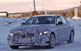 Mercedes-Benz C-Class thế hệ mới hứa hẹn sử dụng khung gầm cải tiến