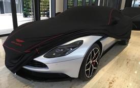Lộ diện chủ xe Aston Martin DB11 V8 thứ 2 tại Việt Nam - Đại gia 8x sở hữu dàn siêu xe độ khủng