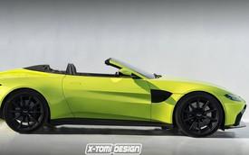 Aston Martin xác nhận ra mắt siêu xe mui trần mới trong năm 2019 - Đại gia Việt ngóng đợi