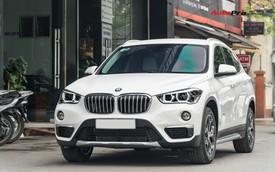 Chiếc SUV giá gần 1,8 tỷ này của BMW là hàng hiếm trên thị trường xe cũ