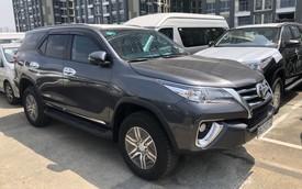 Toyota Fortuner và tham vọng lắp ráp trở lại tại Việt Nam