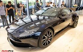 Chi tiết Aston Martin DB11 có giá 15,686 tỷ đồng vừa ra mắt tại Việt Nam, 2 chiếc đã tìm được khách hàng
