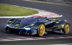 Siêu xe điên rồ này sẽ hồi sinh để cạnh tranh Mercedes-AMG One, Aston Martin Valkyrie