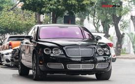 Bentley Continental Flying Spur bán lại giá hời, rẻ hơn cả Toyota Camry nhập khẩu