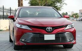 Lộ những nâng cấp mới đáng giá trên Camry 2019 sắp ra mắt Việt Nam: Xe Toyota bớt cắt option