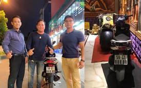 Đại gia vàng Phúc XO bán 3 xe máy biển ngũ quý bạc tỷ nhưng mục đích bán khiến người khác bất ngờ