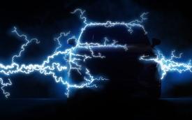 Audi nhá hàng Q4 chạy điện ra mắt tuần này