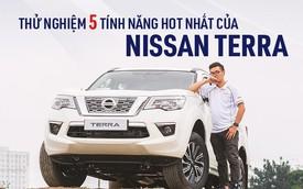 Đánh giá 5 vũ khí của Nissan Terra dùng để đuổi theo Toyota Fortuner tại Việt Nam