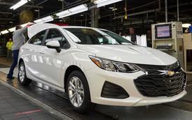 Muốn cứu Chevrolet Cruze khỏi bị khai tử, đại gia tuyên bố mua hàng ngàn xe mỗi năm