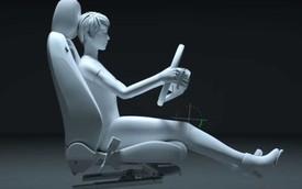 Cách chỉnh ghế lái và tư thế lái xe chuẩn như Jaguar