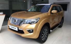 Nissan Terra lần đầu giảm giá niêm yết, thêm cạnh tranh bộ đôi Toyota Fortuner và Ford Everest đang 'làm mưa làm gió'