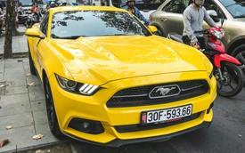 Ở ẩn lâu, Ford Mustang 50th Anniversary duy nhất Hà Nội bất ngờ trở lại với biển số theo trend