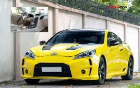 Lột xác từ trong ra ngoài, Hyundai Genesis độ kiểu Aston Martin rao bán chỉ hơn 500 triệu đồng