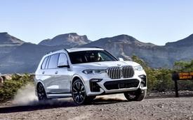 Dòng xe BMW X8 có thể sẽ ra mắt toàn cầu vào cuối năm 2020
