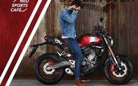 Honda CB150R ExMotion chính hãng giá 105 triệu đồng - Vua công nghệ an toàn trong phân khúc tại Việt Nam